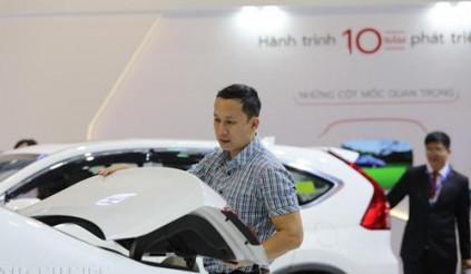 Ngành công nghiệp ô tô Việt đứng ngoài cuộc chơi 2018