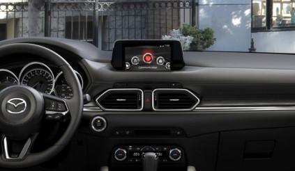Nhiều xe Mazda có thể bị hack do lỗi từ cổng USB