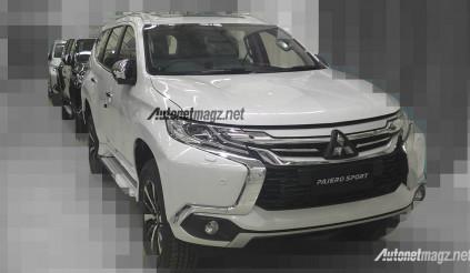 Mitsubishi Pajero Sport 2018 bổ sung trang bị, giá từ 761 triệu đồng