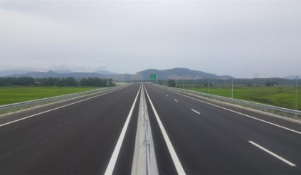Cao tốc Đà Nẵng - Quảng Ngãi chính thức thu phí từ 2/8/2017