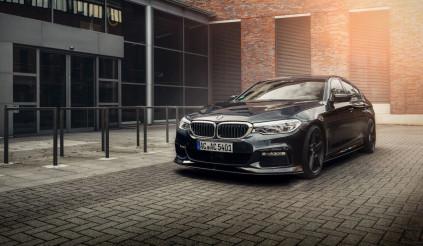 BMW 5 Series cải tiến sức mạnh, thêm hấp dẫn
