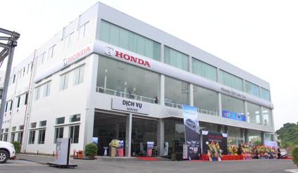 Honda Việt Nam khai trương Đại lý đạt tiêu chuẩn 5S tại Lào Cai