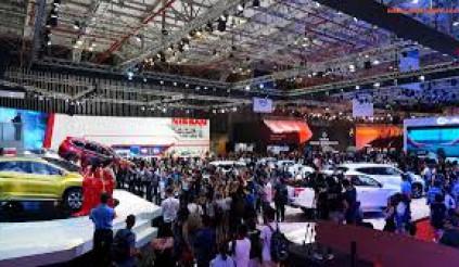 Triển lãm Việt Nam International Motor Show có gì đáng xem?