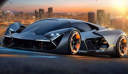 Lamborghini Terzo Millennio: hướng tới khả năng tự chữa vết nứt