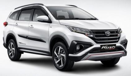 SUV Toyota Rush 2018 ra mắt tại Indonesia