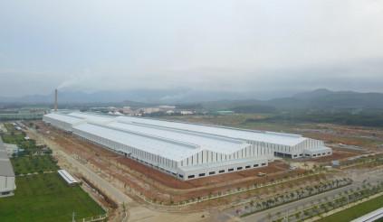 Tháng 3/2018, Thaco đưa vào hoạt động nhà máy Mazda lớn nhất Đông Nam Á