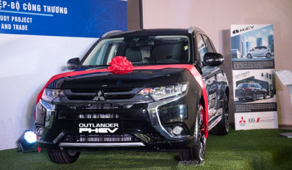 Bộ Công thương hợp tác cùng Mitsubishi Motors nghiên cứu ô tô điện
