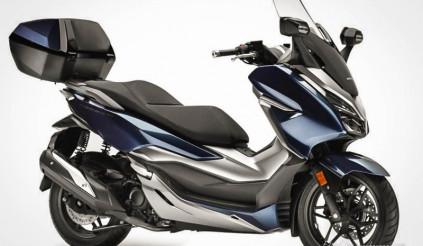 Giới thiệu xe ga lớn Honda Forza 300 2018  - anh của PCX 150