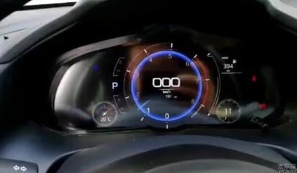 Mazda 3 2019 lộ hình ảnh cụm đồng hồ kỹ thuật số cao cấp hơn