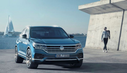 Volkswagen Touareg 2019 chào sân Trung Quốc với nhiều cải tiến