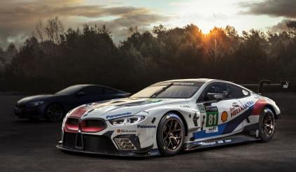 BMW 8-Series lộ diện hình ảnh trước ngày ra mắt