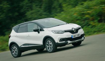 Renault Capturs 2018 nâng cấp nhẹ, giá từ 626 triệu đồng