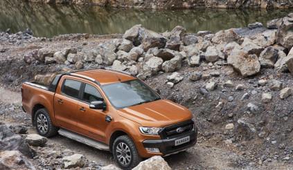 Ford Ranger thống lĩnh gần 50% thị phần phân khúc bán tải Việt Nam