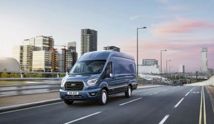 Ford Transit mới ra mắt – Thông minh và hiệu quả hơn