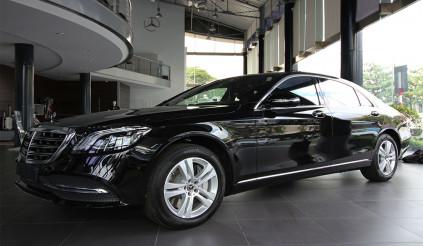 """""""Cận cảnh"""" Mercedes-Benz S450L có giá bán 4,2 tỷ đồng"""
