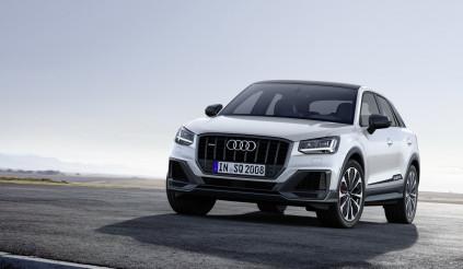 Audi ra mắt crossover thể thao mới, cạnh tranh với BMW X2 M35i