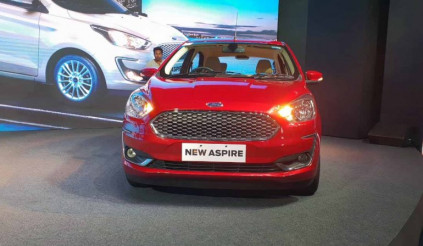 """Ford ra mắt mẫu sedan Aspire """"siêu rẻ"""", giá từ 176 triệu đồng"""