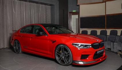 AC Schnitzer trình làng bản nâng cấp đầu tiên trên thế giới dành cho siêu sedan BMW M5 Competition