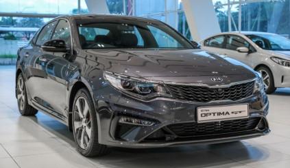 Kia Optima GT 2019 ra mắt thị trường Đông Nam Á, giá từ 948 triệu đồng