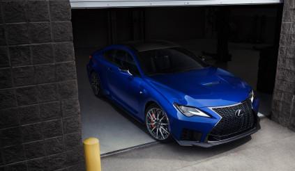 Lexus RC F 2020 với nhiều thay đổi đáng ngờ tại triển lãm ô tô Detroit
