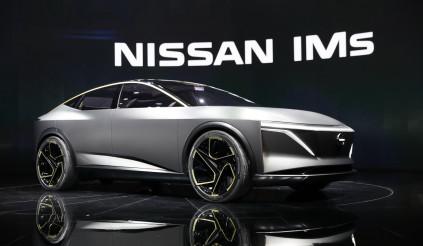 Nissan IMs Concept – Ý tưởng giải cứu những chiếc sedan