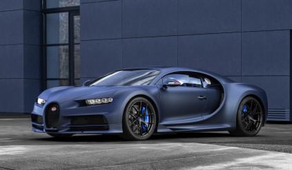 Chiêm ngưỡng 'xế độc' Bugatti Chiron Sport ra mắt trong dịp đặc biệt