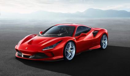 Lại có thêm một 'ngựa chồm' Ferrari chào đời