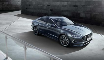 Hyundai 'lột xác' Sonata 2020