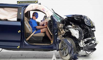 Ford F-150 đạt điểm cao nhất trong các bài kiểm tra an toàn của IIHS