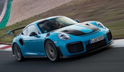 Porsche làm bù cho khách 4 chiếc 911 GT2 RS bị đắm tàu
