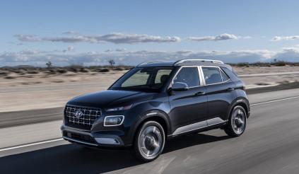 Hyundai chính thức trình làng SUV mới Venue