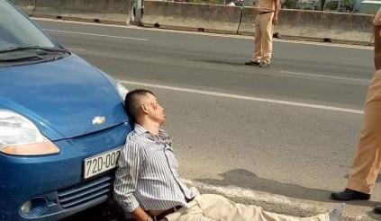 Tài xế ép xe khiến CSGT tử vong nhiều khả năng trắng tội