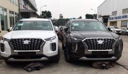 Cạnh tranh Ford Explorer, Hyundai 'ngấp nghé' đưa mẫu SUV cỡ lớn - Palisade về Việt Nam
