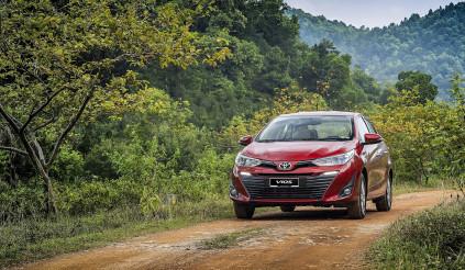 Doanh số Toyota Việt Nam sụt giảm, vì đâu?