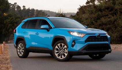 Các model 2020 của Toyota sẽ có tính năng an toàn như xe cao cấp