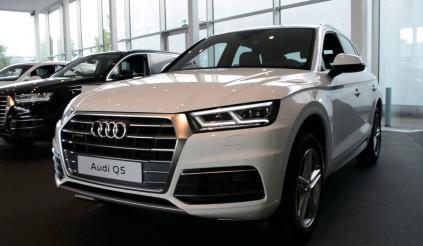 Triệu hồi 21 xe Audi Q5 vì lỗi rò rỉ dầu trên phanh chính