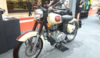 Royal Enfield, mô tô Ấn Độ hoài cổ và tinh tế