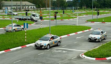 Từ 20/7, giám sát trực tuyến bốn trung tâm sát hạch lái xe qua camera