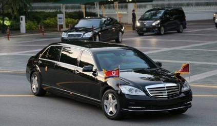 Mercedes S600 Pullman của Kim Jong-un: bí mật dần hé lộ