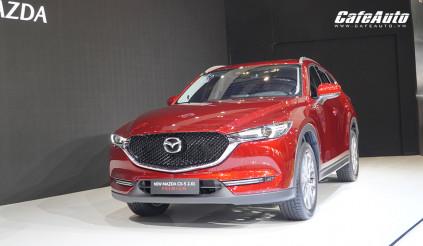 Mazda CX-5 mới mở rộng đối tượng khách hàng, giá cao nhất  1,149 tỷ đồng