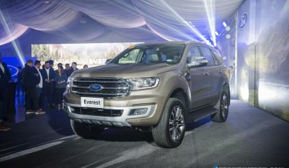 Ford Everest 2020 ra mắt tại Philippines, nhiều khả năng về Việt Nam