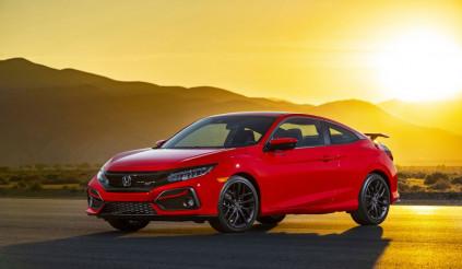 Honda Civic Si 2020 nâng cấp với các tính năng mới, kiểu dáng tinh tế