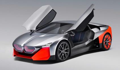 Không còn nghi ngờ gì nữa, BMW sắp có siêu xe độc lập