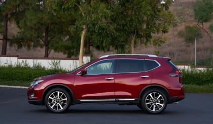 Nissan X-Trail bị điều tra về lỗi phanh vô cớ