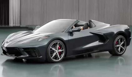 Corvette Convertible 2020 dự kiến ra mắt ngày 2/10
