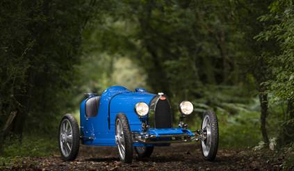 Khám phá chiếc Bugatti dành cho 'rich kids'