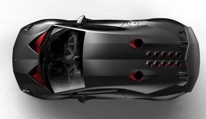 Lamborghini Sesto Elemento – Dòng siêu xe cực hiếm