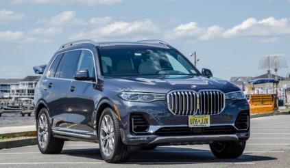 Sắp có BMW X7 dùng máy V12?