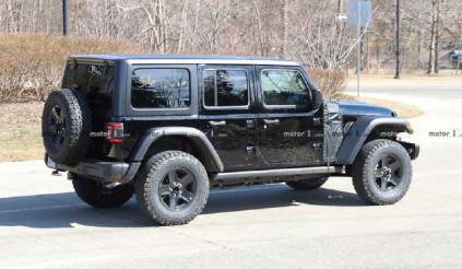 Mẫu xe Jeep Wrangler sử dụng công nghệ Plug-In Hybrid sắp ra mắt trong năm 2020