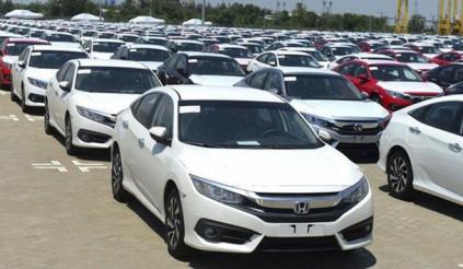 Cả nước đã nhập khẩu hơn 107.000 ô tô nguyên chiếc